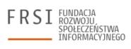 Fundacja Rozwoju Społeczeństwa Informacyjnego - logo