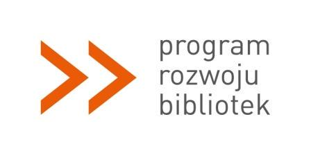 Logo Program Rozwoju Bibliotek