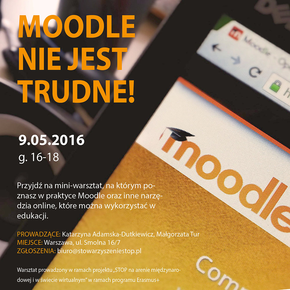 Warsztat Moodle - 9 maja 2016