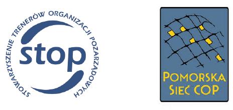 Loga - STOP i Pomorska Sieć COP