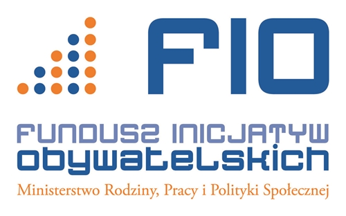 Logo - Fundusz Inicjatyw Obywatelskich
