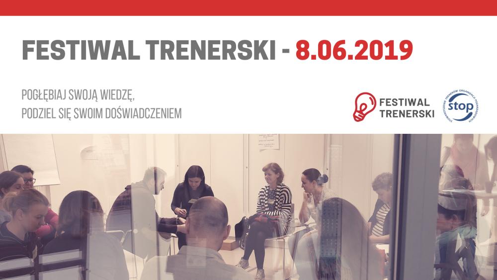 Festiwal Trenerski - baner