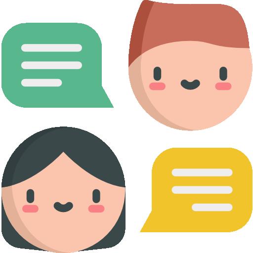 rozmowa - ikona