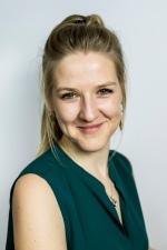Trenerka Marta Sykut