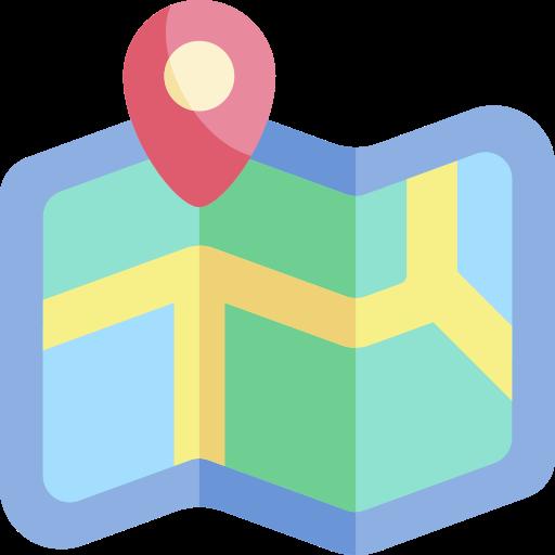 mapa - ikona