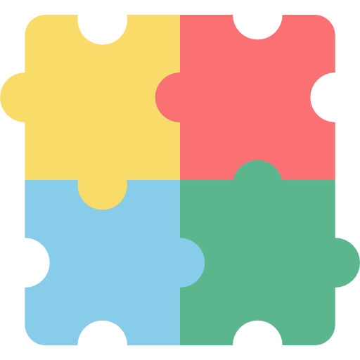 puzzle - ikona