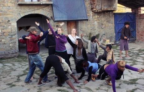 Uczestnicy - szkolenie w Hiszpanii w marcu 2019