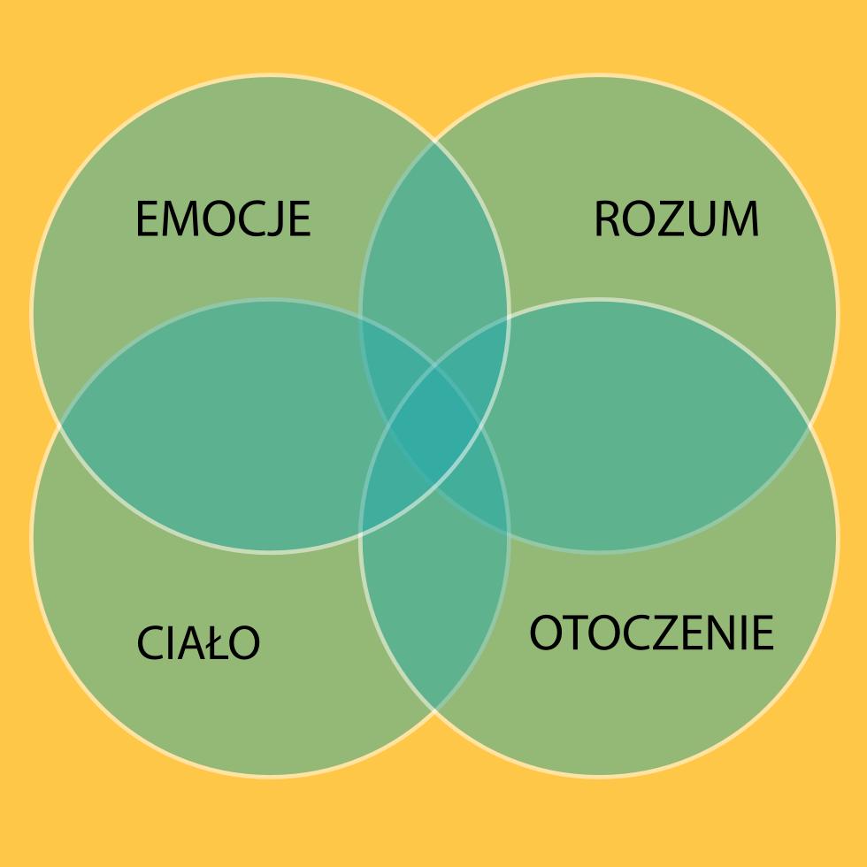 holistyczne podejście - grafika