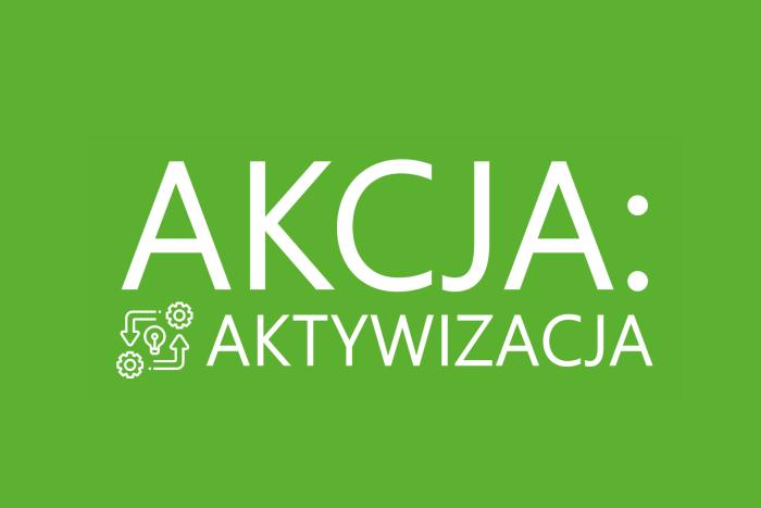 Logo Akcja: Aktywizacja