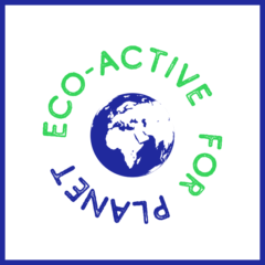 logo ECO-ACTIVE FOR PLANET
